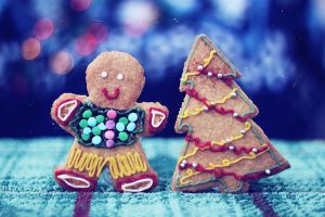 Gingerbread holiday by Ur6o