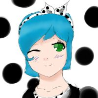 My roleplay character (Ciel Phantomhive's maid) by deoxys90