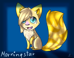Morningstar Chibi by Xenophilith