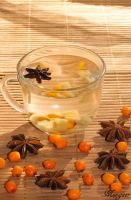 Ginger-buckthorn drink by Morgaer