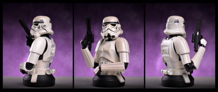Gentle Giant Stormtrooper Series by theCrow65
