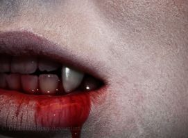 Vampire's Delight by DraculeaRiccy