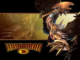 Savage Hawkman 3 by Superman8193