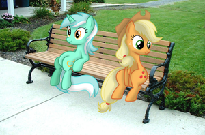 Sitting [PIRL] by AppleandMuffin