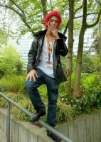 Red King-Mikoto Souh by 93FangShadow