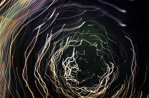 Cascading Whirls by Evenio