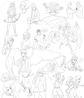 sketchdump1 by CrissyPeters