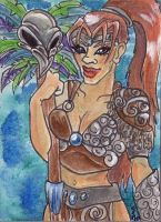 PsifiGirl Aceo by Eviecats