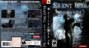 Silent Hill Downpour Cover-Art by ZeTrystan