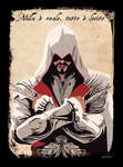 Nothing is real, everything is permitted by MarceloDZN