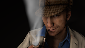 Detective Nick (SFM) by Cyristal-Artist