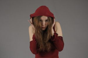 Little Red Riding Hood II by Devadevil