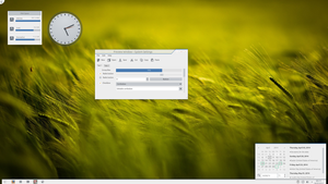 Next - KDE Screenshot by garthecho