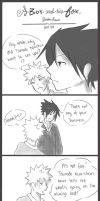 A Boy and his Fox p14 by zhaleys
