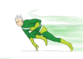 Classic Quicksilver by GoreChick