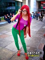 Hipster Ariel by LunaMasterSuit