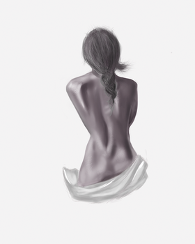 Back study by Spoiler88
