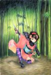 Momohime by TalisX