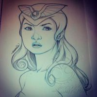 Darna :pencils: by emmshin