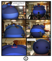 Blueberry Inflation Chew It, Kristina comic pg 5 by Magic-Kristina-KW