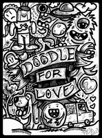 Doodle for love by monkeys-in-my-head