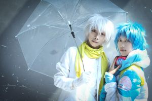 Clear x Aoba 01 by vicissiJuice