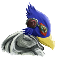 Falco Lombardi by WizzardFye