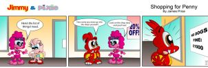 Shopping For Penny by JimmyCartoonist