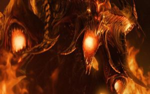 Diablo 3 Wallpaper by LordSephiroth3817