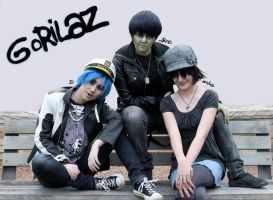 Gorillaz: Reunion by Hello-Yuki