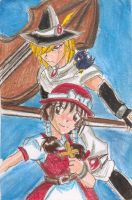 The Violinist of Hameln by Michiaki Watanabe by BoxcarChildren