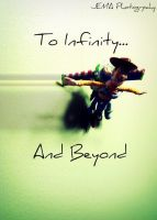 To Infinity And Beyond by JustEatMyApple