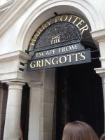 Escape from GRINGOTTS by dragoon811