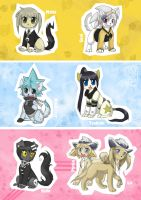 shibusen puppies by mr-tiaa