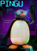 Pingu Is Watching You by jayzee250