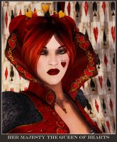 HRM The Queen of Hearts by SubVirgin