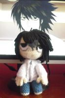 L from Death Note by Dicita