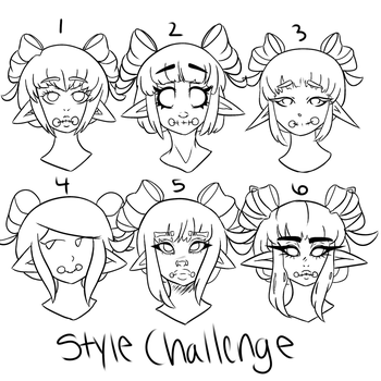 Style Challenge of People On Instagram by Paranelle