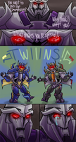 Twiiiinnss! by VolverseLoco