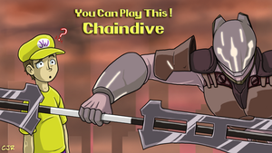 YCPT - Chaindive by X-Cross