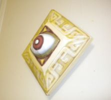 LoZ Eye Switch by jewzeepapercraft