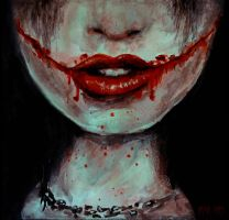 . : Chelsea Smile : . by Youmi-dt