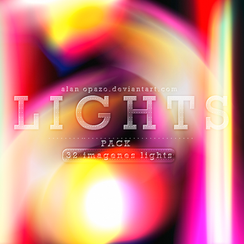 LIGHTS PACK by AlanOpazo