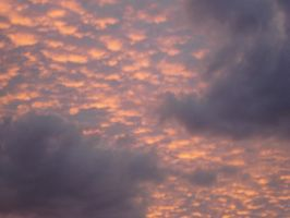 Cloudy Sunset 2 by Capoodra-StockImages