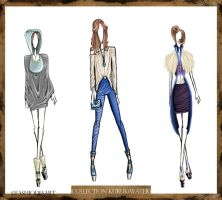 Avatar collection: Kuruk by Fashiodesart