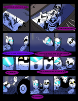 Hang On, Brother 17 by TheAnimatedReviewer