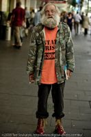 Homeless Man... by Kristentc77