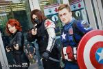 MCC 2015 - Black Widow Shooting : 1 - by JessyB-Design