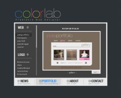 COLORLAB WEB V2 by ViNz-