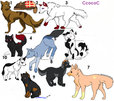 Canine Adopts by zepIyn